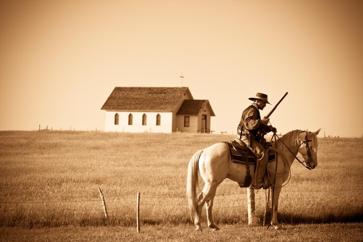 Western Cowoby - Advertising, Kevin Eilbeck Photography