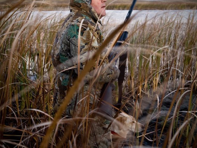 Waterfowl Hunting Partners