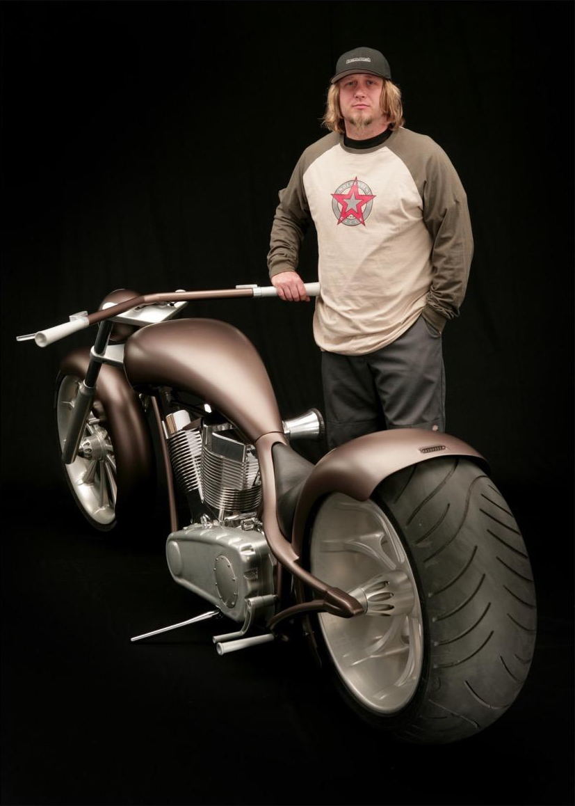 Independent Motorcycles - Advertising, Kevin Eilbeck Photography