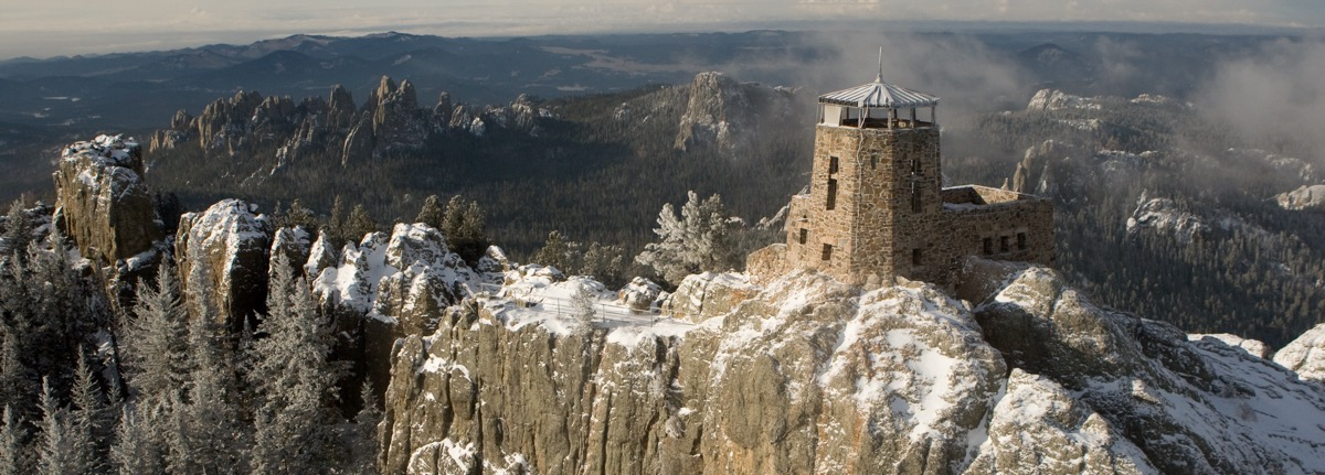 Aerial Photography - Harney Peak - Kevin Eilbeck