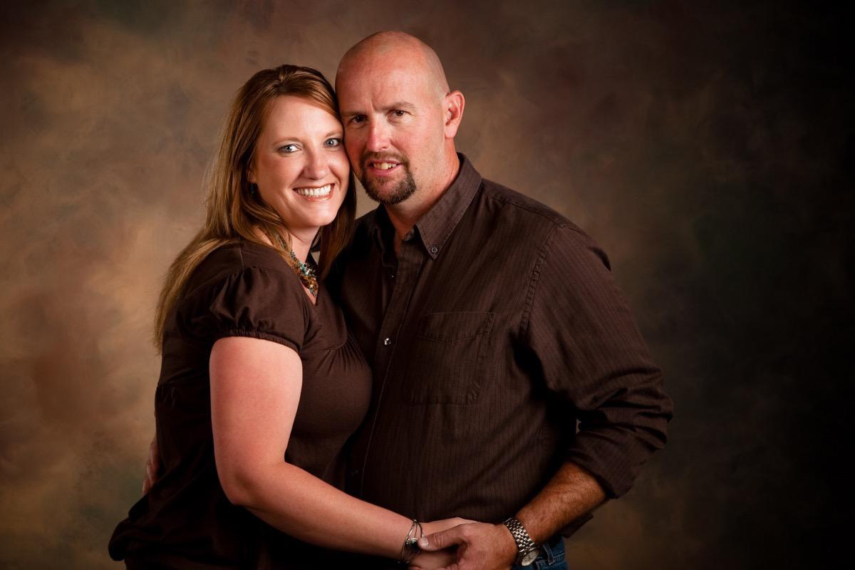 Studio Couples Photographer in Rapid City, SD by Kevin Eilbeck