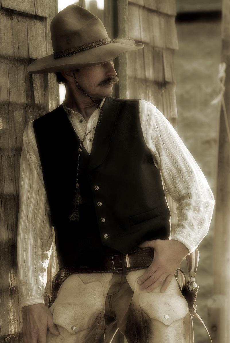 Cowboy Portrait Photographer in Rapid City, SD by Kevin Eilbeck
