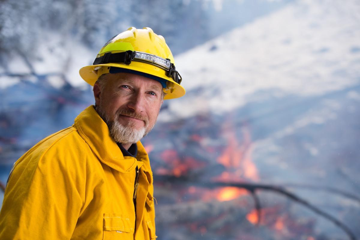 Fire and Rescue Portrait Photographer in Rapid City, SD by Kevin Eilbeck
