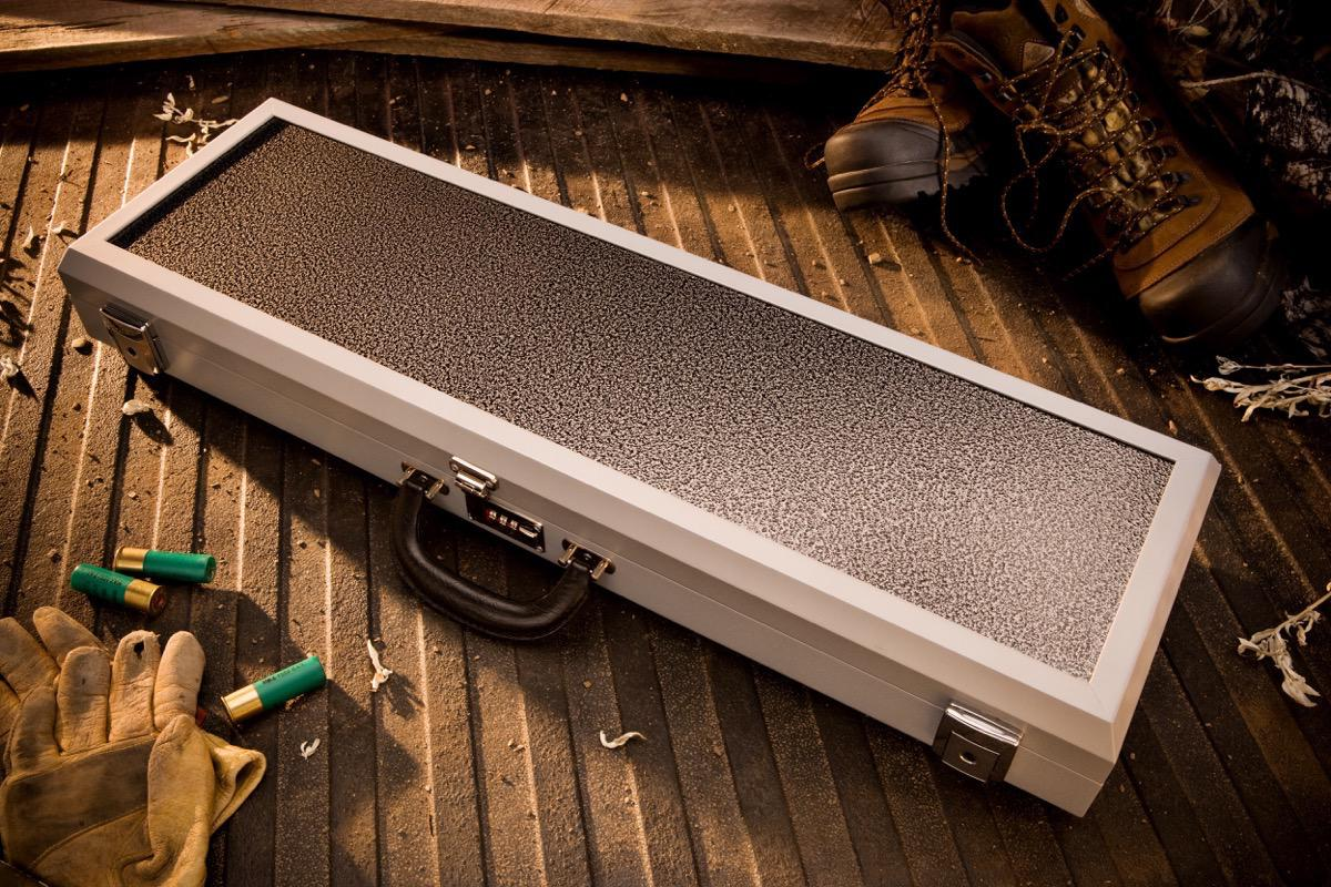 Dakota Arms Gun Case - Advertising Photographer in Rapid City, SD by Kevin Eilbeck