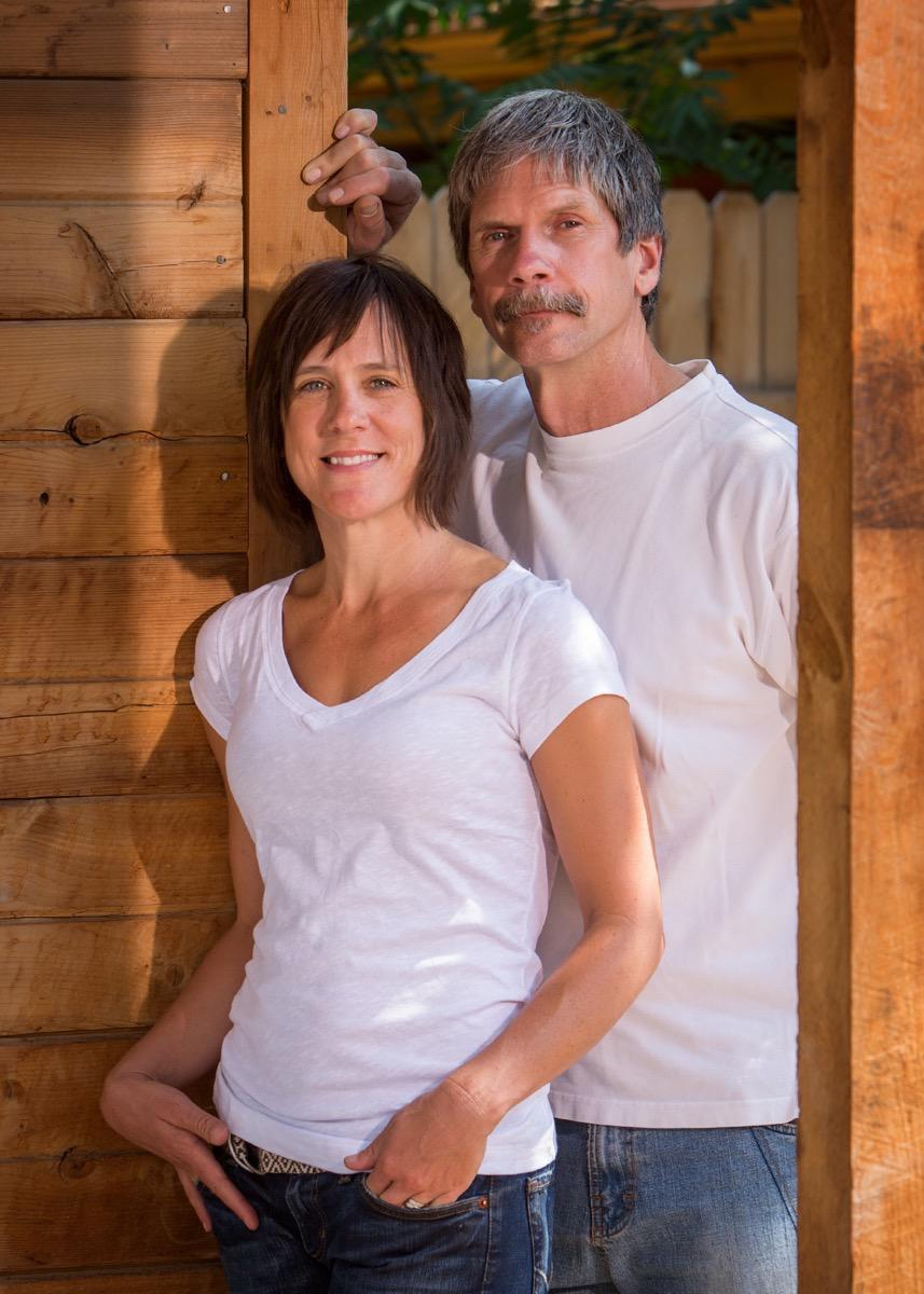 Cabin - Couples Photography - Rapid City, SD