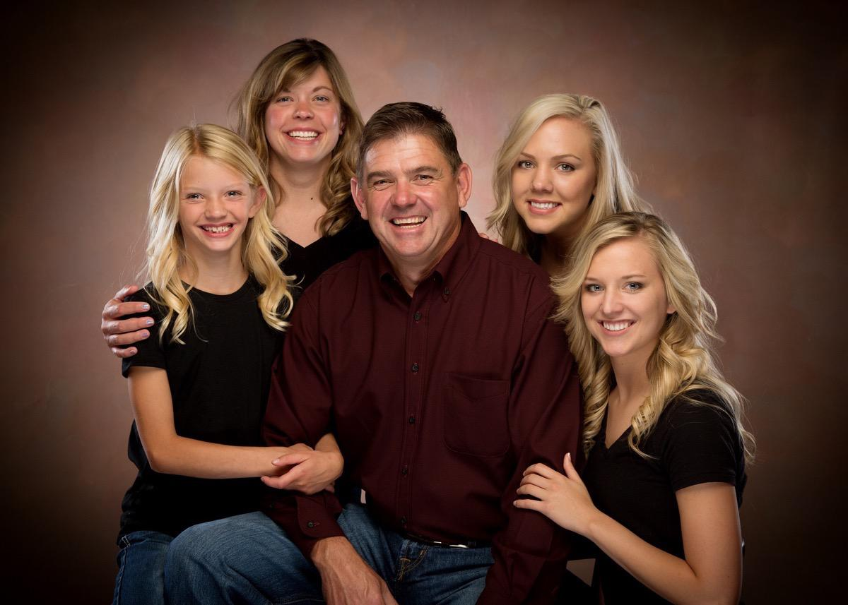 Black & Maroon - Family Photographer - Rapid City, SD by Kevin Eilbeck