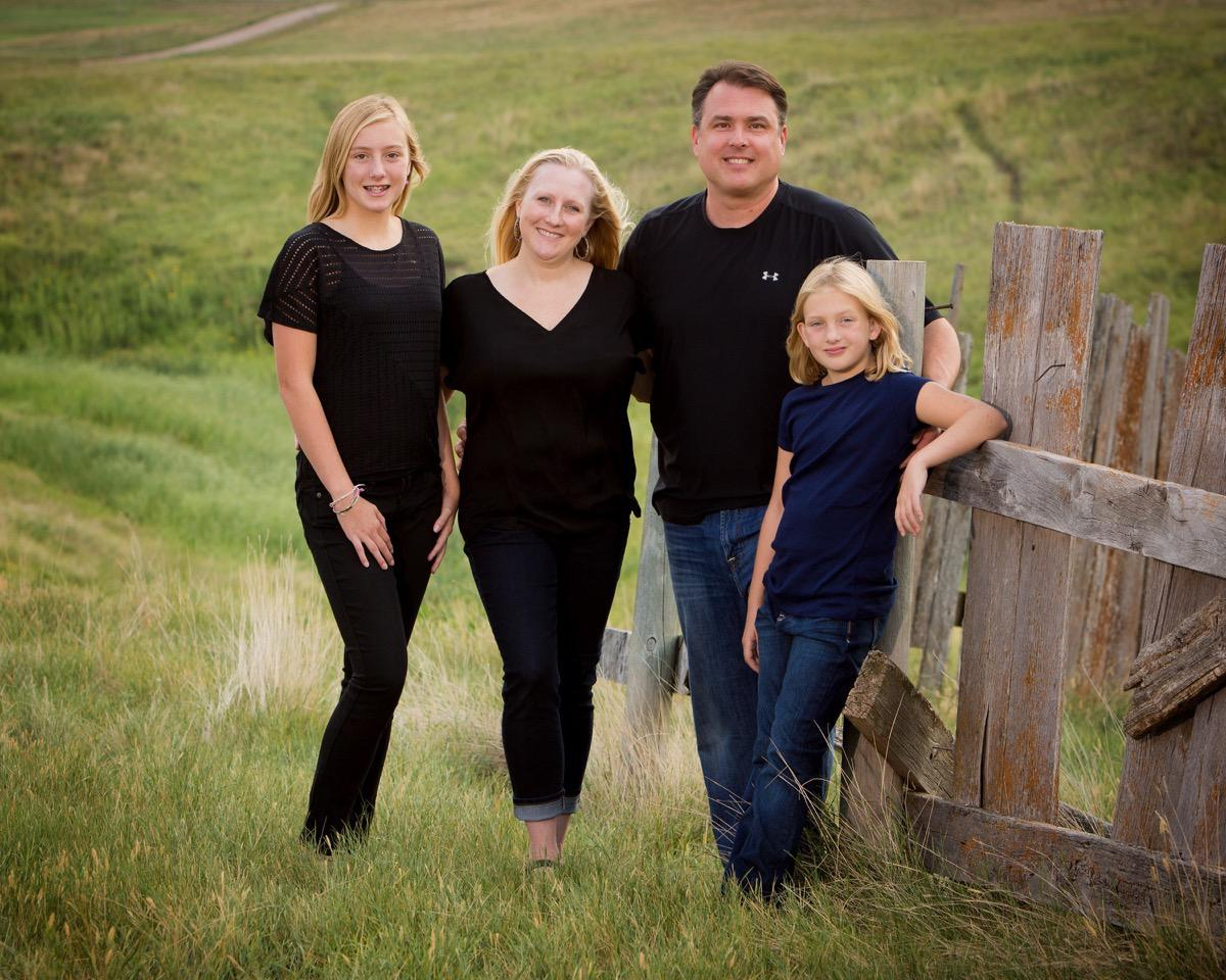 Valley - Family Photographer - Rapid City, SD by Kevin Eilbeck