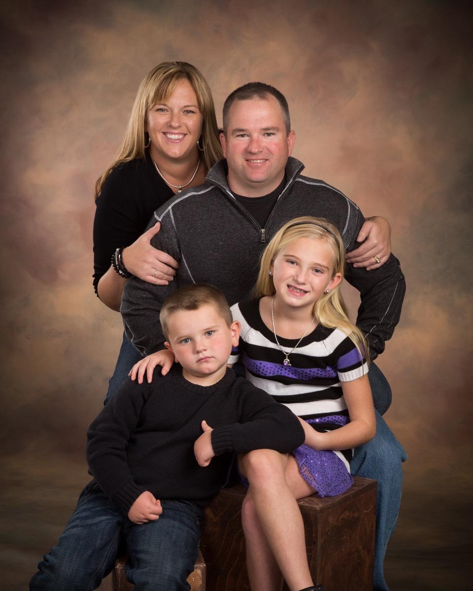 Chair Style - Family Photographer - Rapid City, SD by Kevin Eilbeck