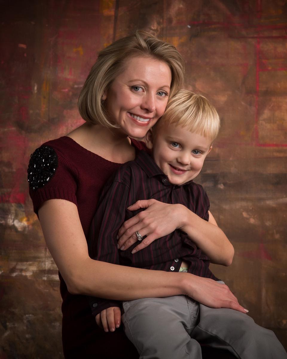 Mother & Son - Family Photographer - Rapid City, SD by Kevin Eilbeck