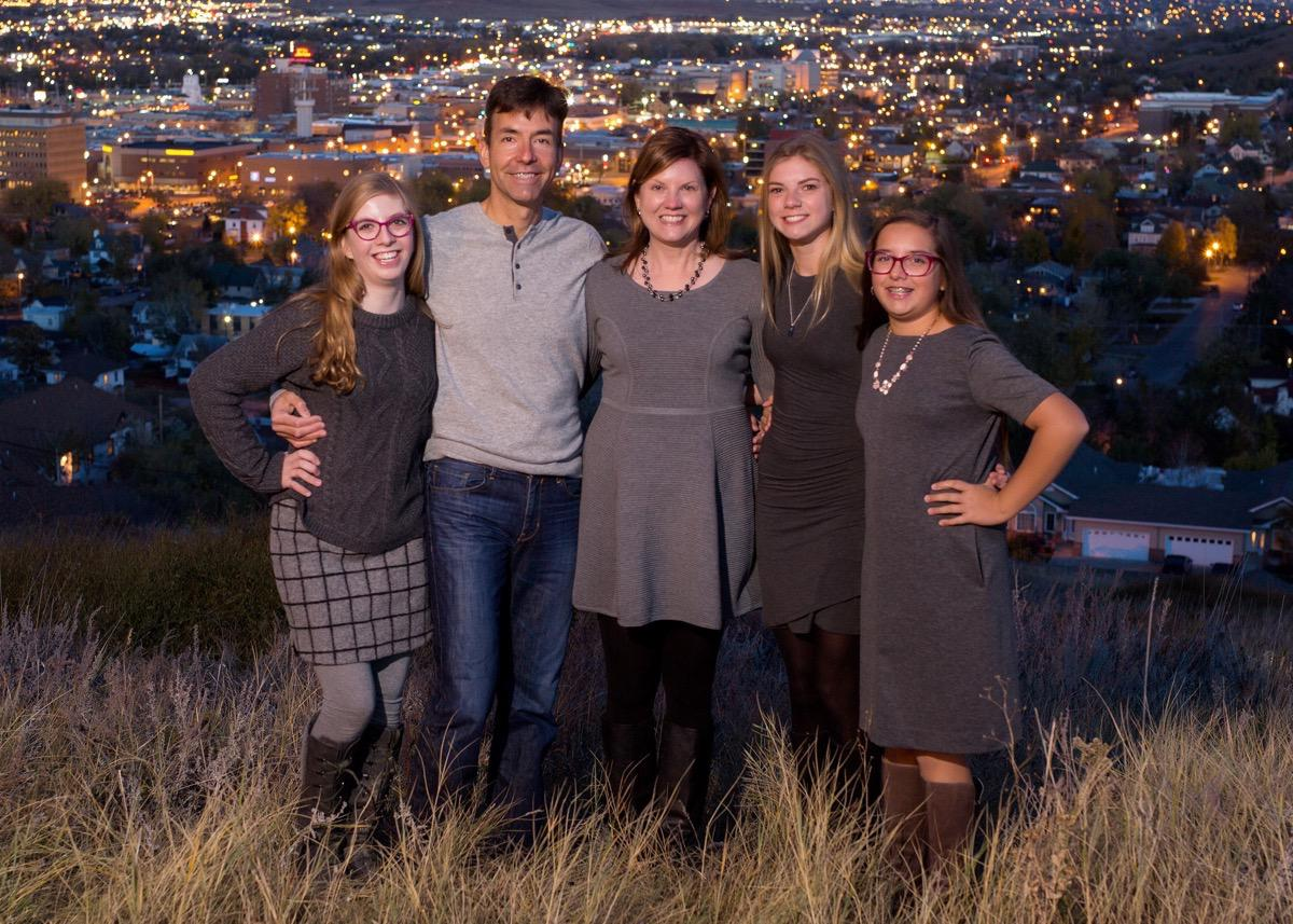 City Background - Family Photographer - Rapid City, SD by Kevin Eilbeck