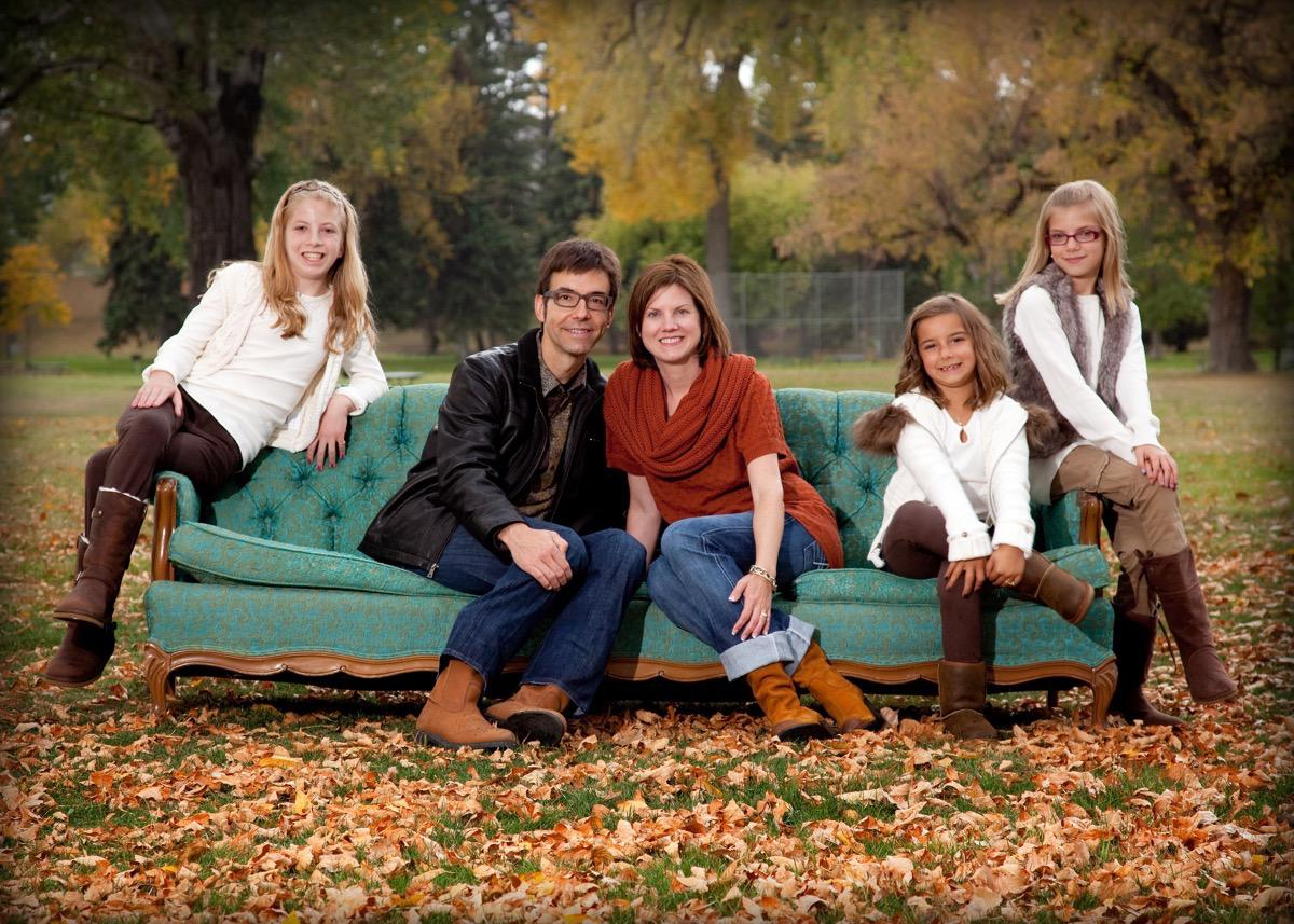 Fall Leaves - Family Photographer - Rapid City, SD by Kevin Eilbeck