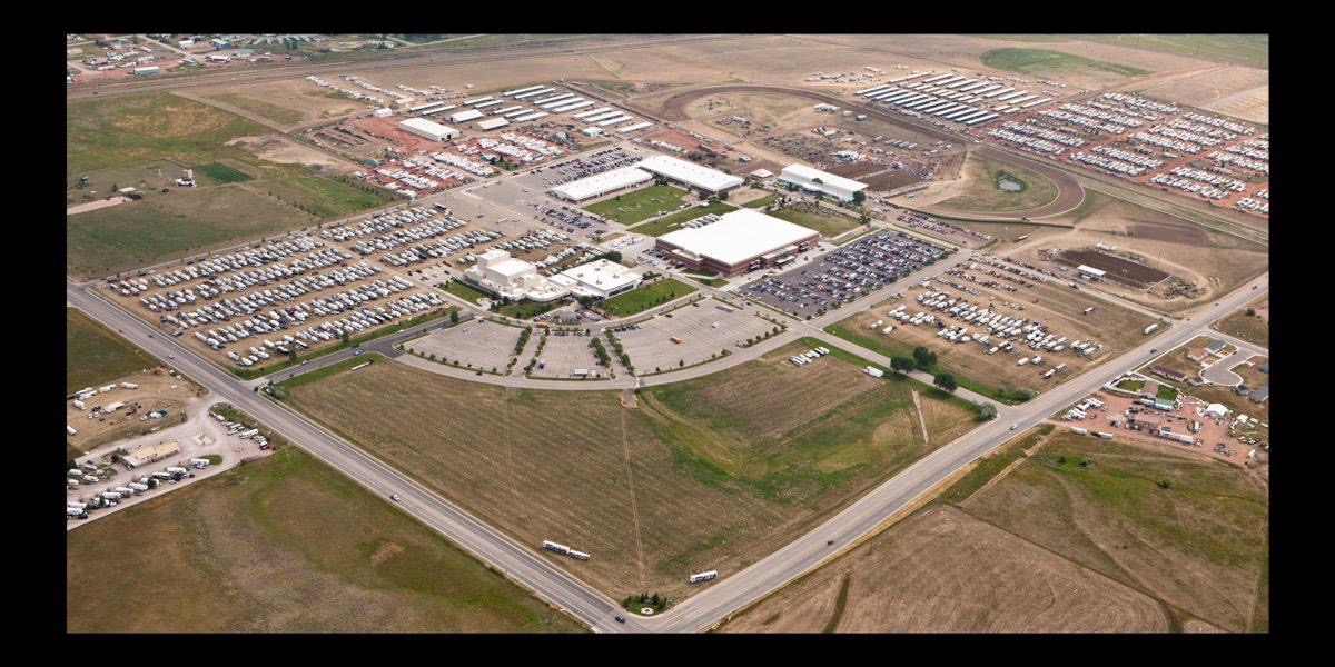 Parking- Aerial Photographer - Rapid City, SD by Kevin Eilbeck