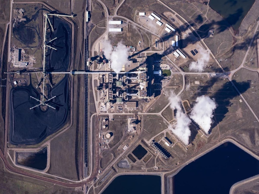 Factory - Aerial Photographer - Rapid City, SD by Kevin Eilbeck