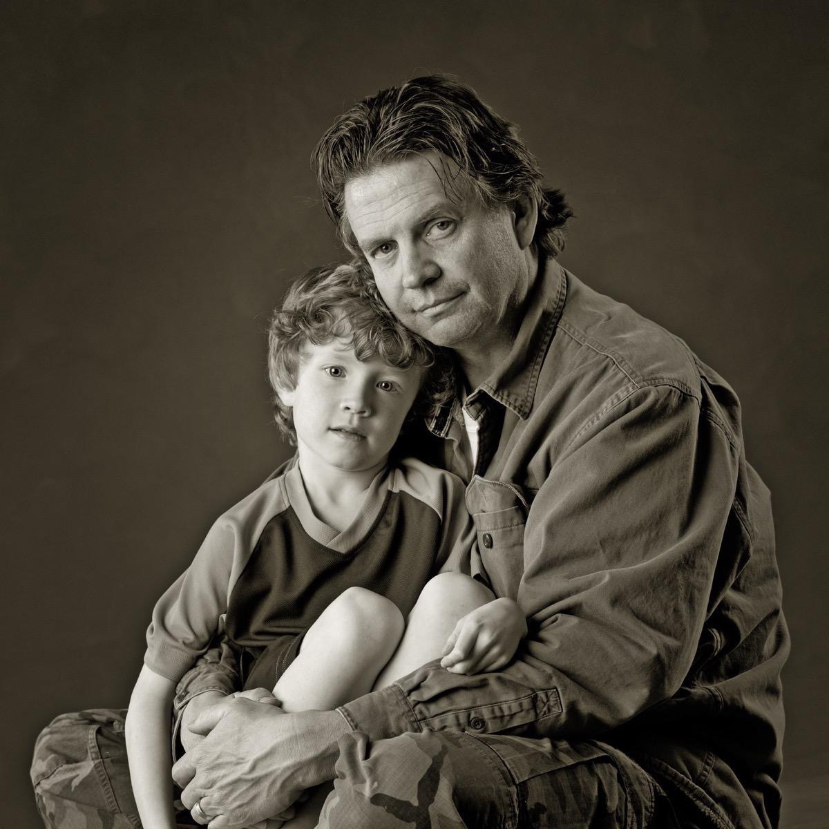 Father like Son - Portrait Photographer - Rapid City, SD by Kevin Eilbeck